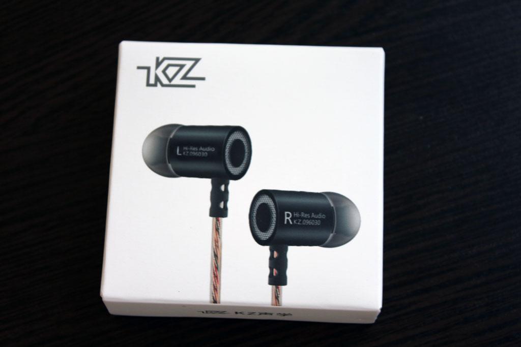 Обзор наушников KZ