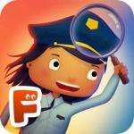 Маленькая полиция. Детская игра на iPad и iPhone
