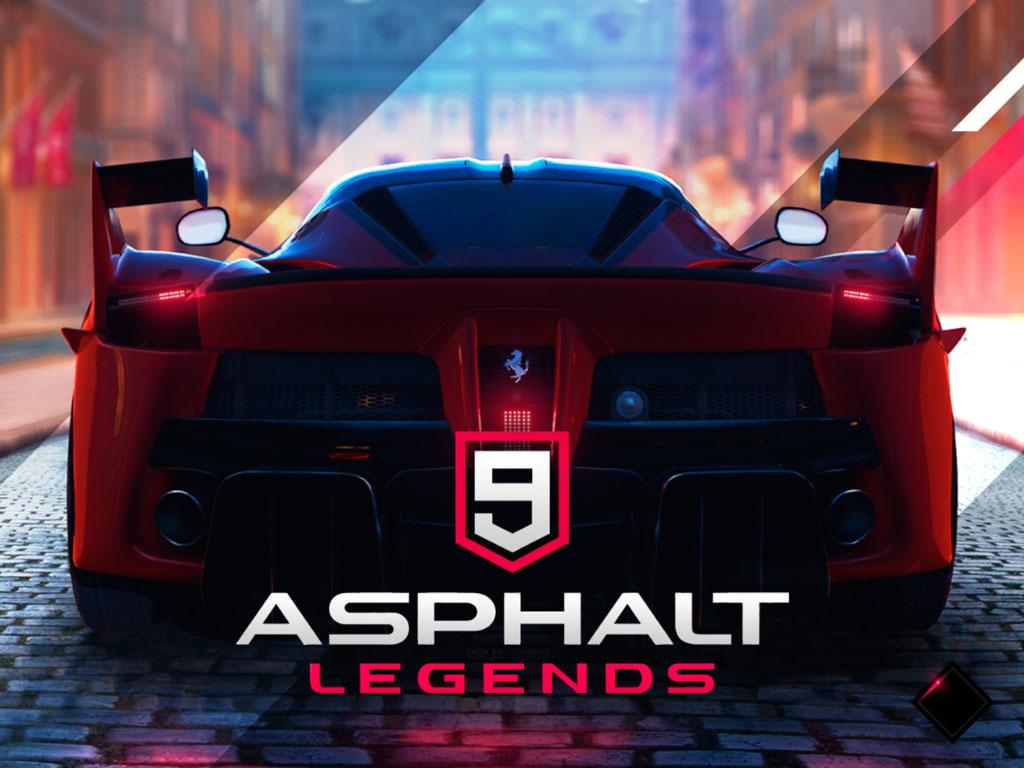 Обзор Asphalt 9