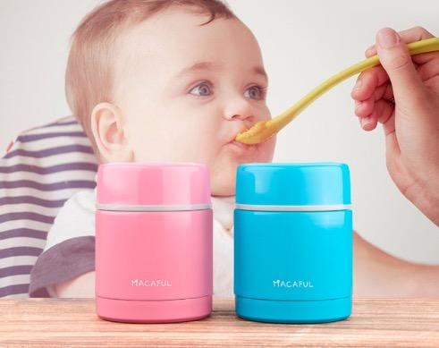 Детский термос для еды