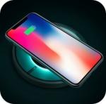 Беспроводная зарядка для iPhone 8, 8 Plus и iPhone X
