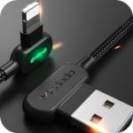 Провода для зарядки iPhone и iPad. Недорогой кабель MCDODO