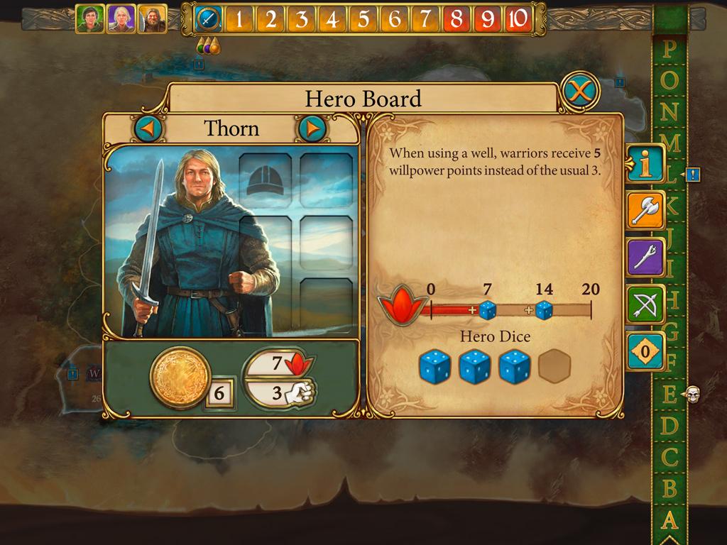Legends of Andor настольная игра