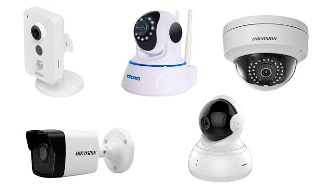 Выбор IP-камеры: краткий обзор некоторых моделей
