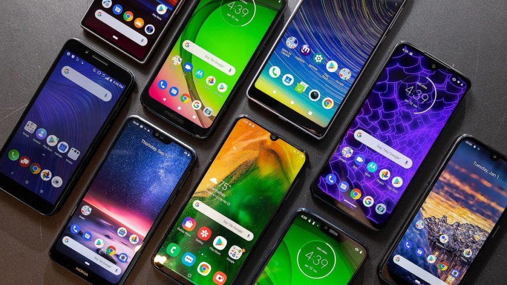 Рейтинг смартфонов осенью 2020 года